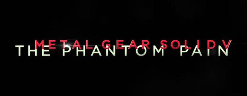 Metal Gear Solid V: The Phantom Pain – E3 2013 trailer