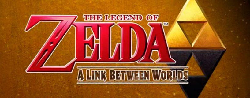 The Legend of Zelda: A Link Between Worlds – E3 2013 trailer