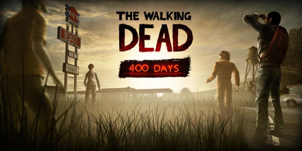 The Walking Dead - 400 Days - keyart