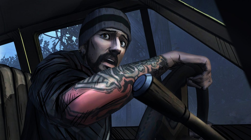 The Walking Dead - 400 Days - roadtrip