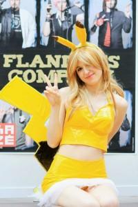 Sylyne cosplay 1