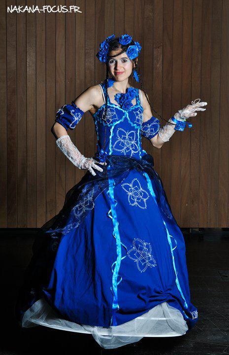 Sylyne cosplay 2