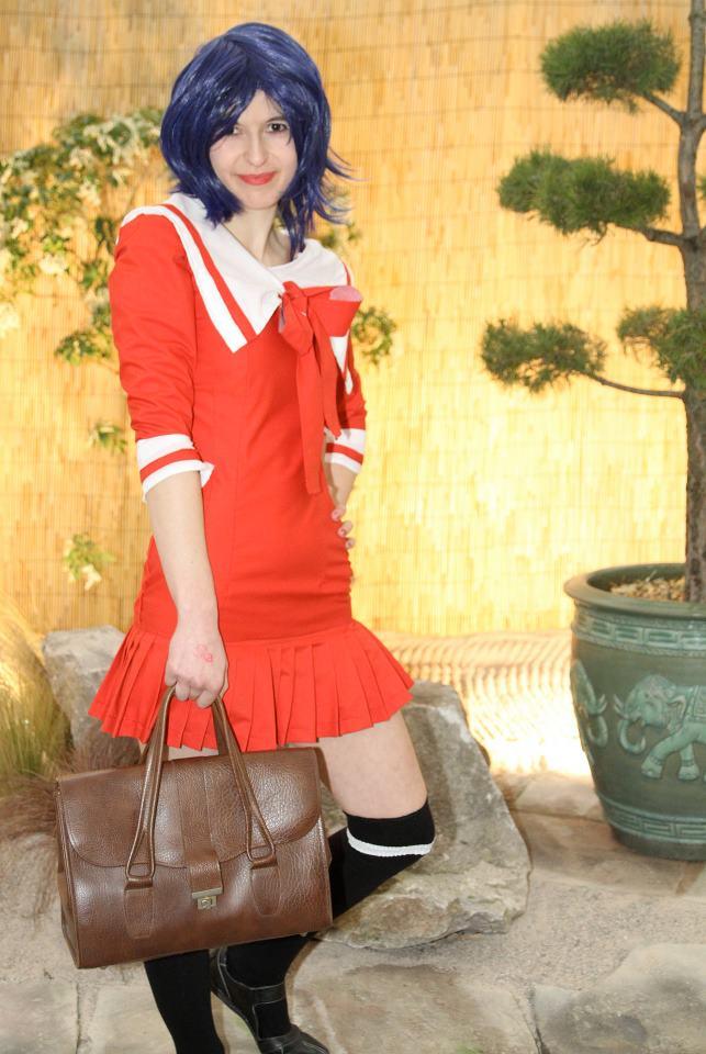 Sylyne cosplay 3