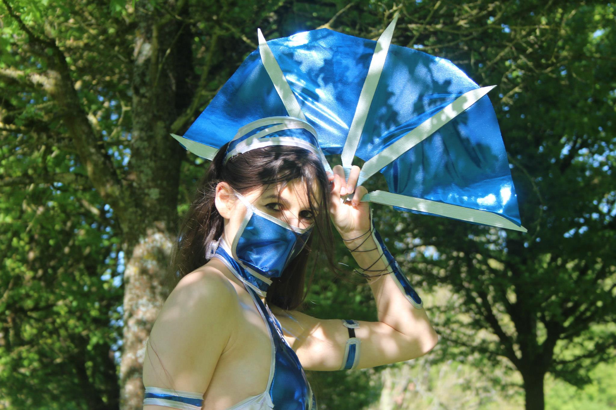 Sylyne cosplay 5