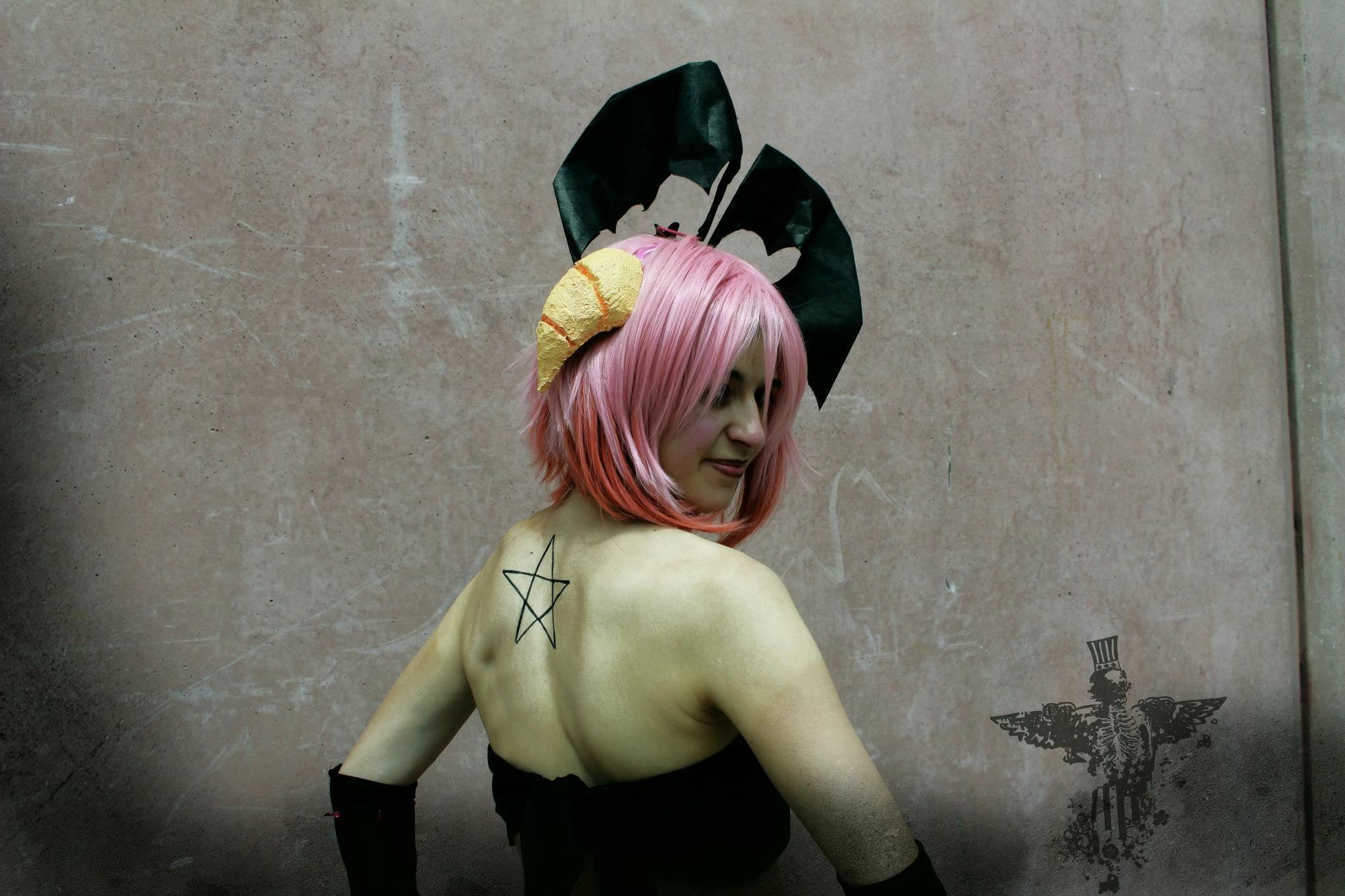 Sylyne cosplay 6