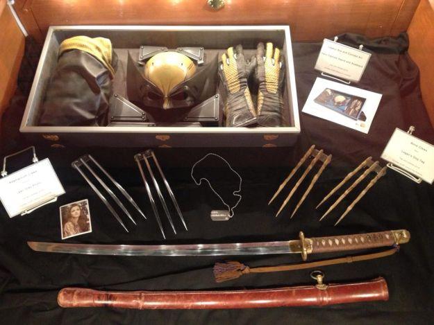 The Wolverine - unused costume