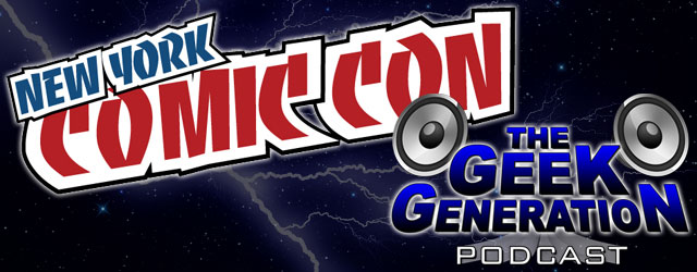 Rob, Mike, Anna, and Mikey recap the events of New York Comic Con 2012