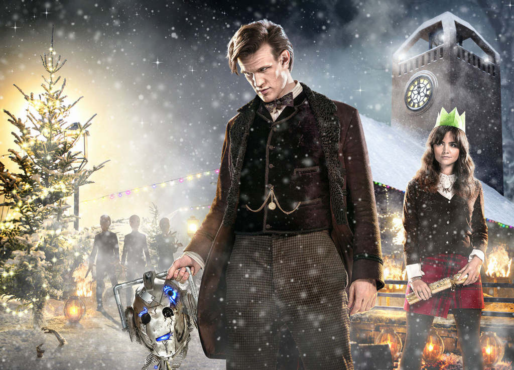 Doctor Who - Christmas Special 2013 - The Time of the Doctor