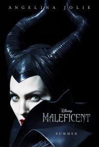 Maleficent - teaser poster