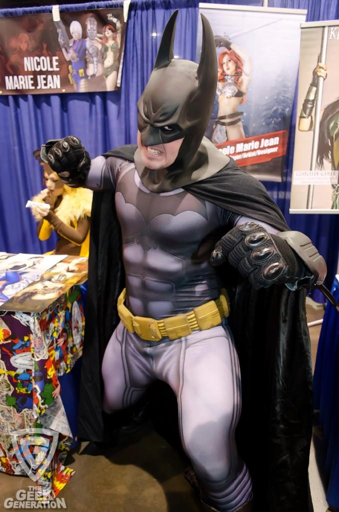 RICC 2013 - Batman - Spencer Doe