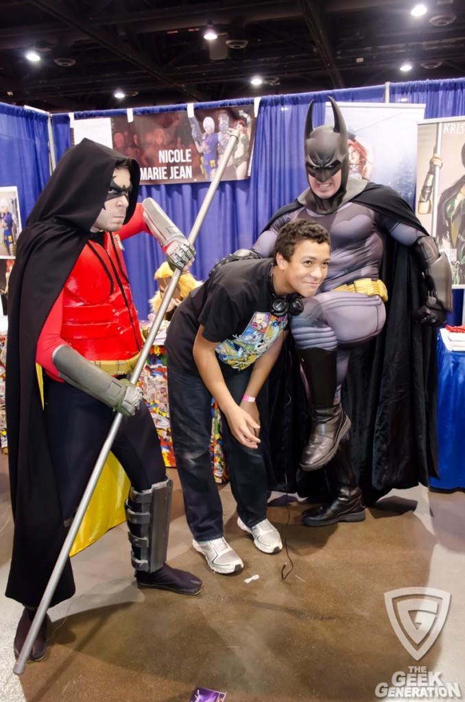 RICC 2013 - Batman and Robin