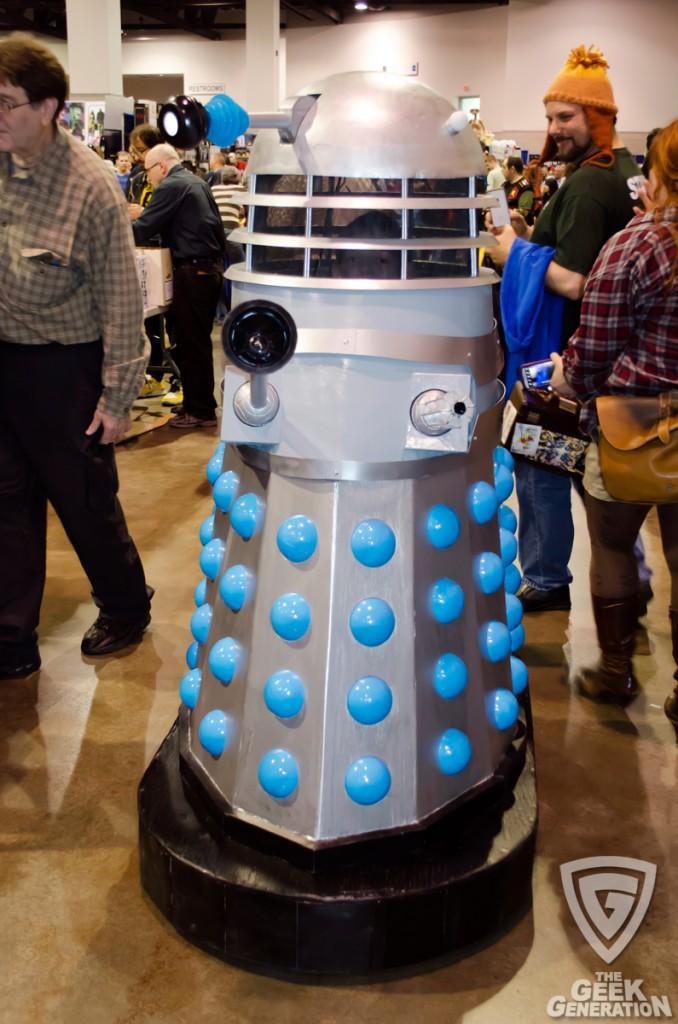 RICC 2013 - Dalek
