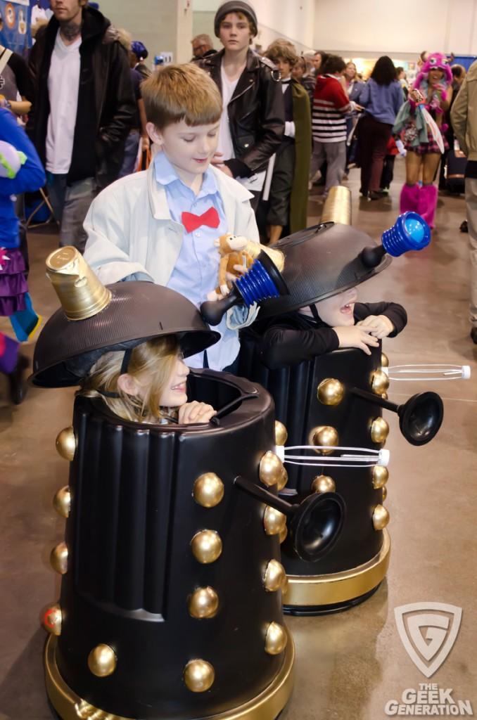 RICC 2013 - Daleks and the Doctor