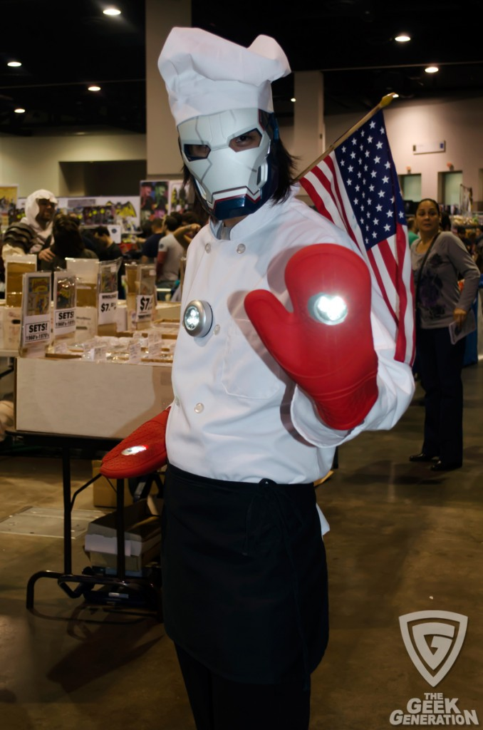RICC 2013 - Iron Chef America