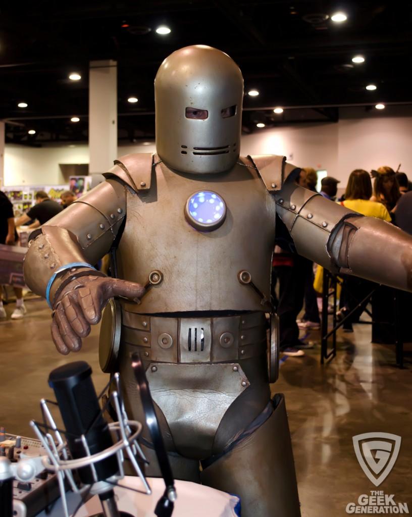 RICC 2013 - Iron Man Mark 1