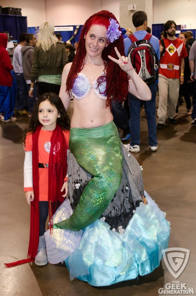 RICC 2013 - Little Mermaid