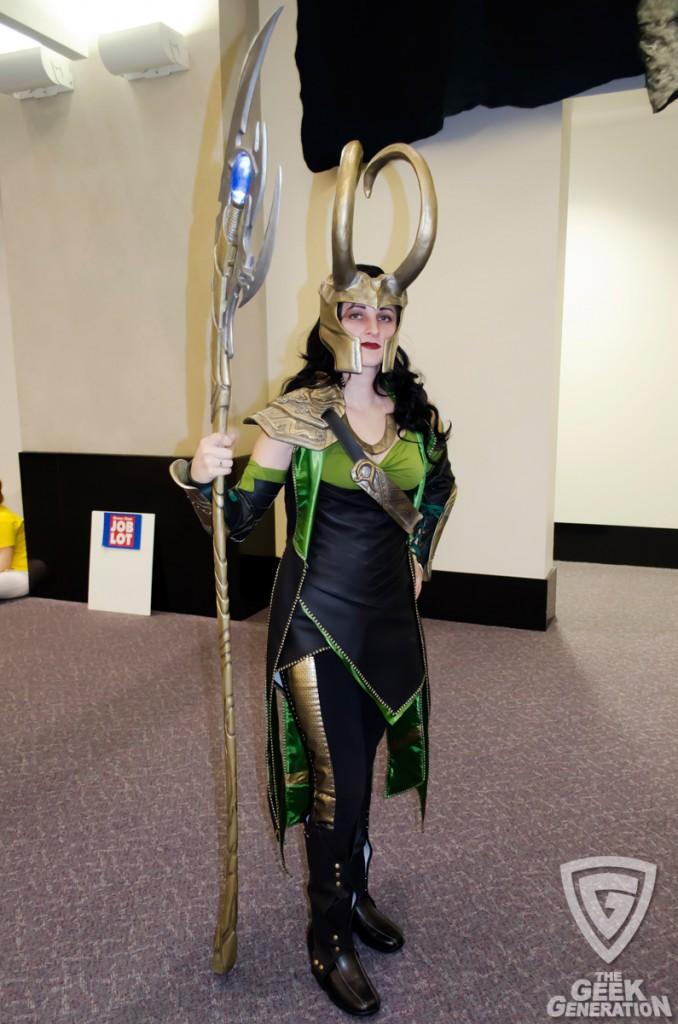 RICC 2013 - Loki