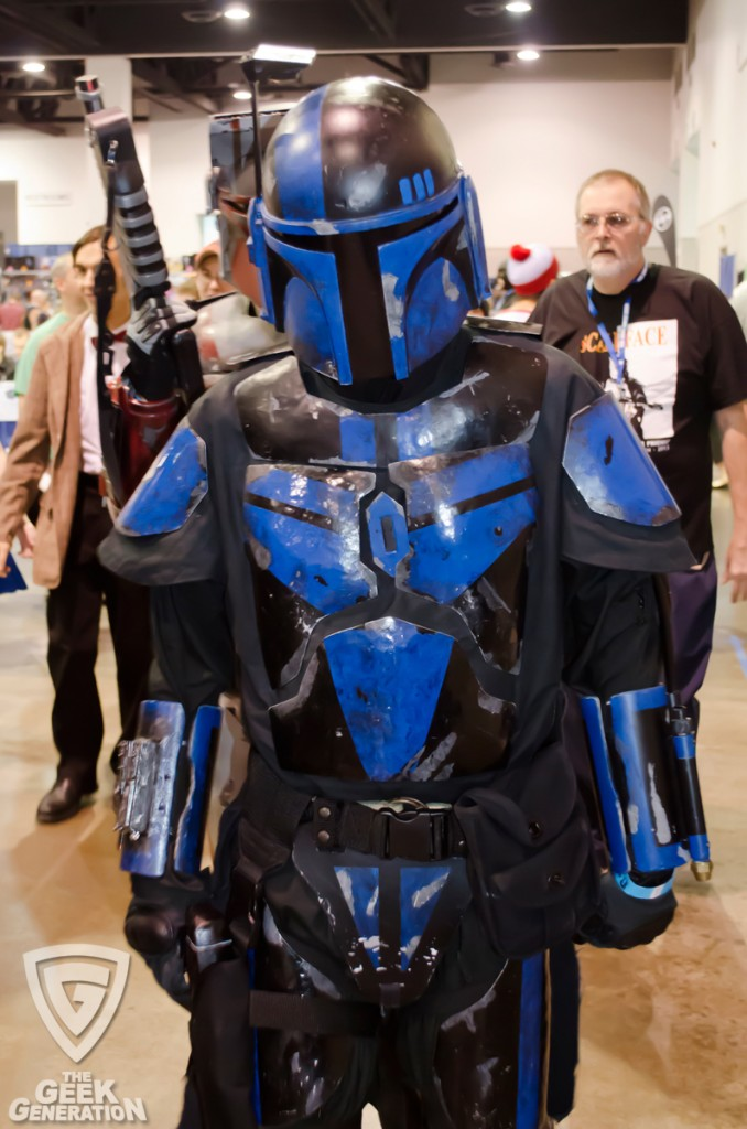 RICC 2013 - Star Wars bounty hunter