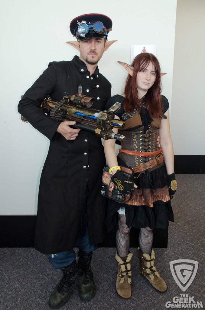 RICC 2013 - Steampunk elves