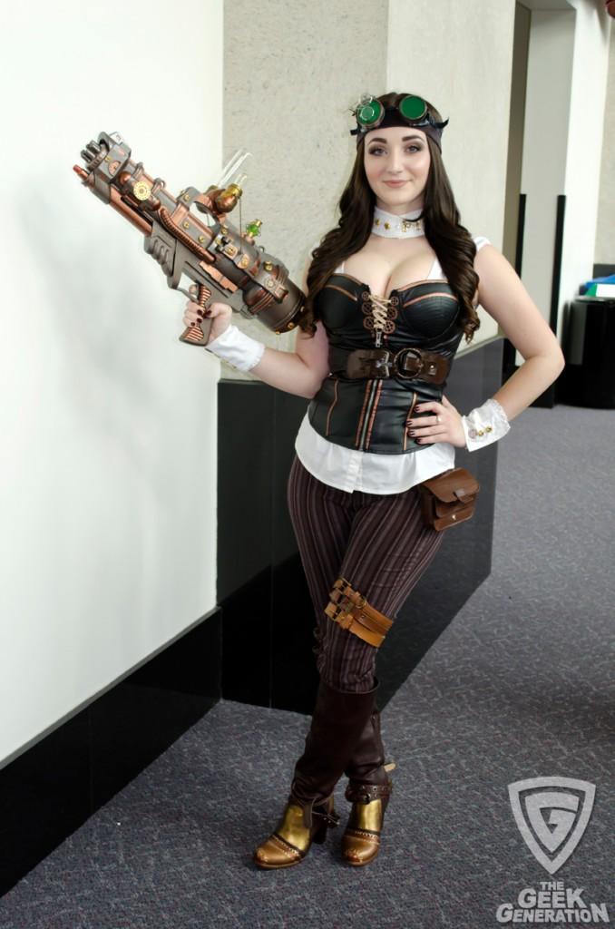 RICC 2013 - Steampunk female