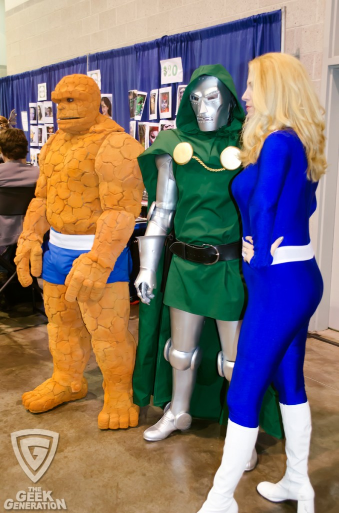 RICC 2013 - Thing Doom and Invisible Woman