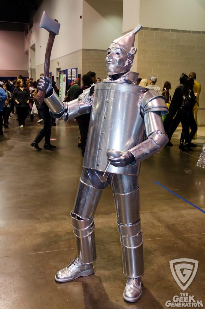 RICC 2013 - Tin Man