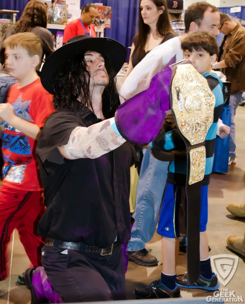 RICC 2013 - Undertaker