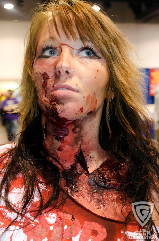 RICC 2013 - Zombie blood