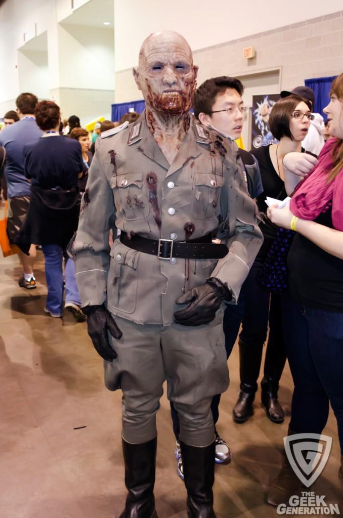 RICC 2013 - Zombie soldier