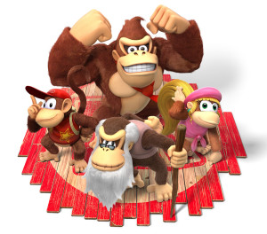 Donkey Kong Country Tropical Freeze - characters