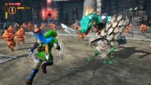 Hyrule Warriors - screenshot