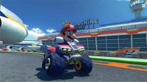 Mario Kart 8 - Mario screenshot