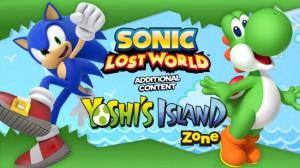 Sonic Lost World DLC - Yoshi