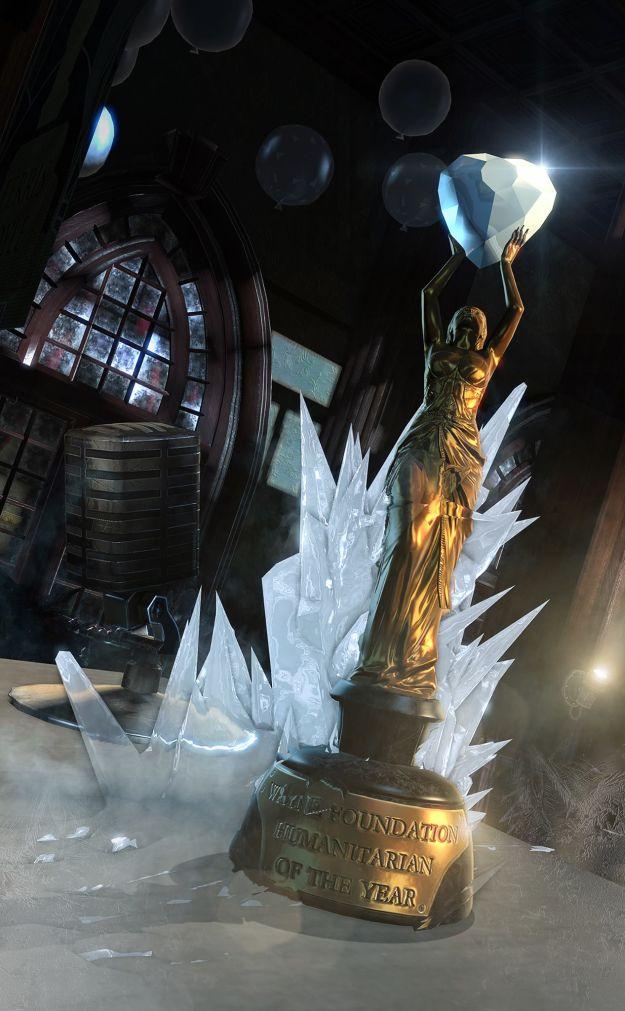 Batman Arkham Origins - Cold Cold Heart - teaser image