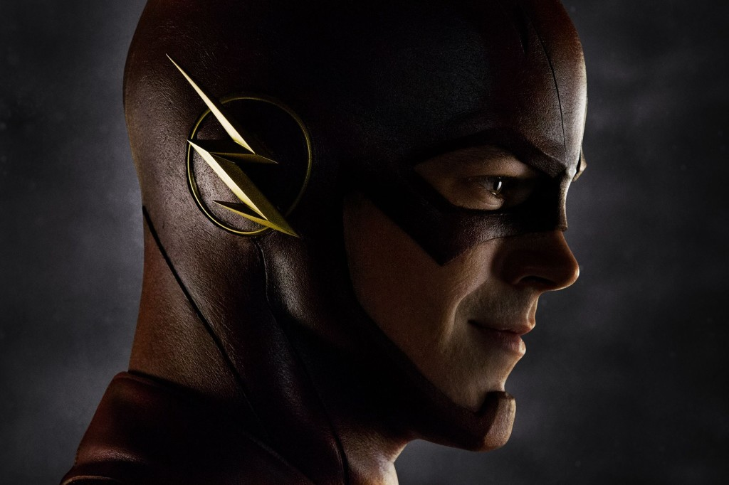 Grant Gustin as The Flash - first photo