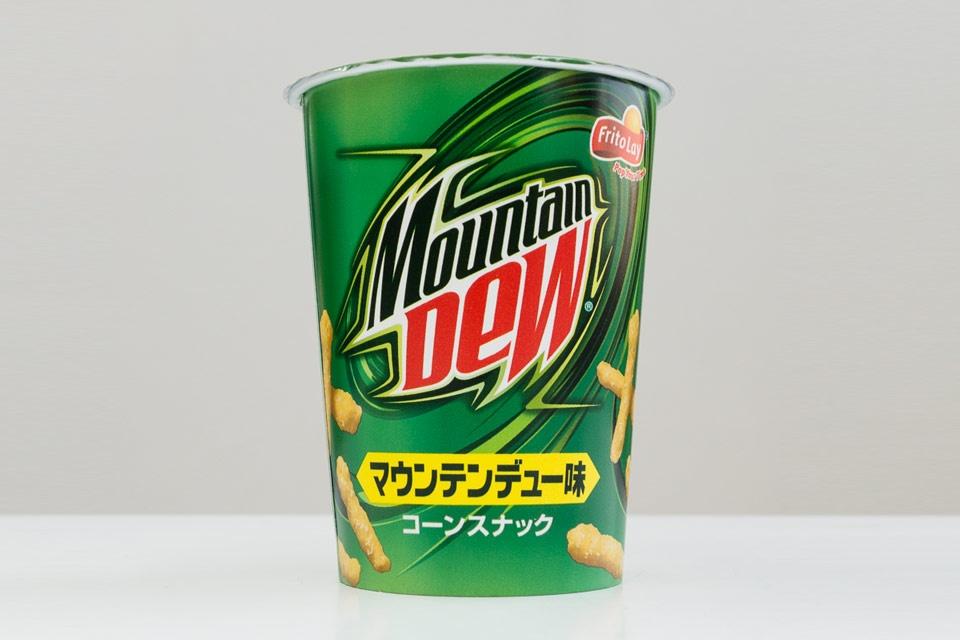 Moutain Dew Cheetos
