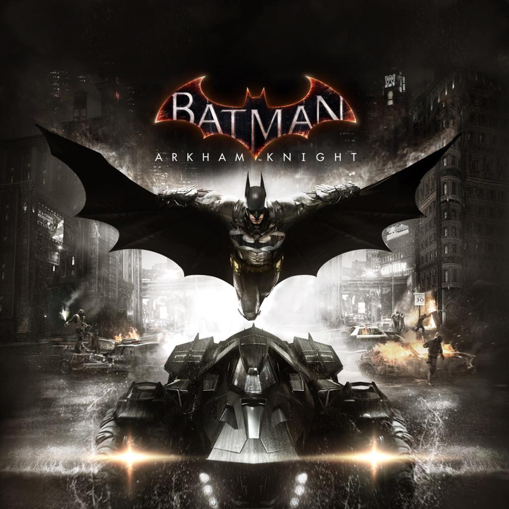 Batman Arkham Knight - keyart