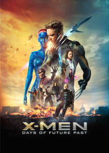 X-Men Days of Future Past - poster