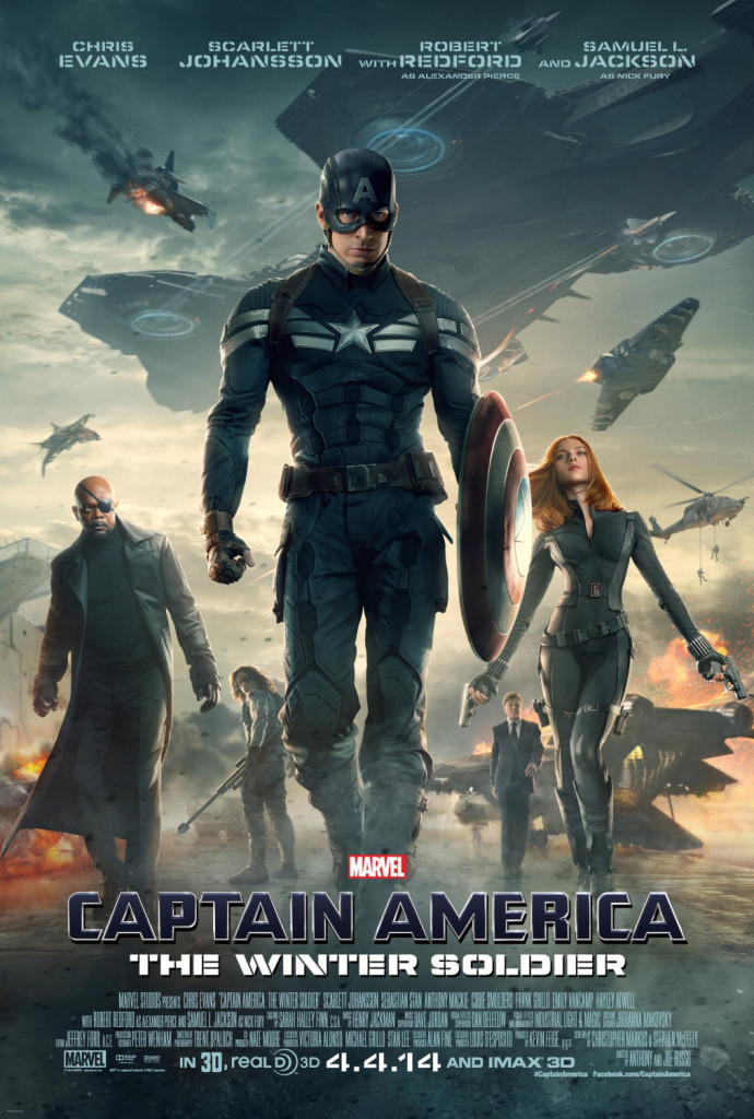 Captain America - The Winter Soldier - poster