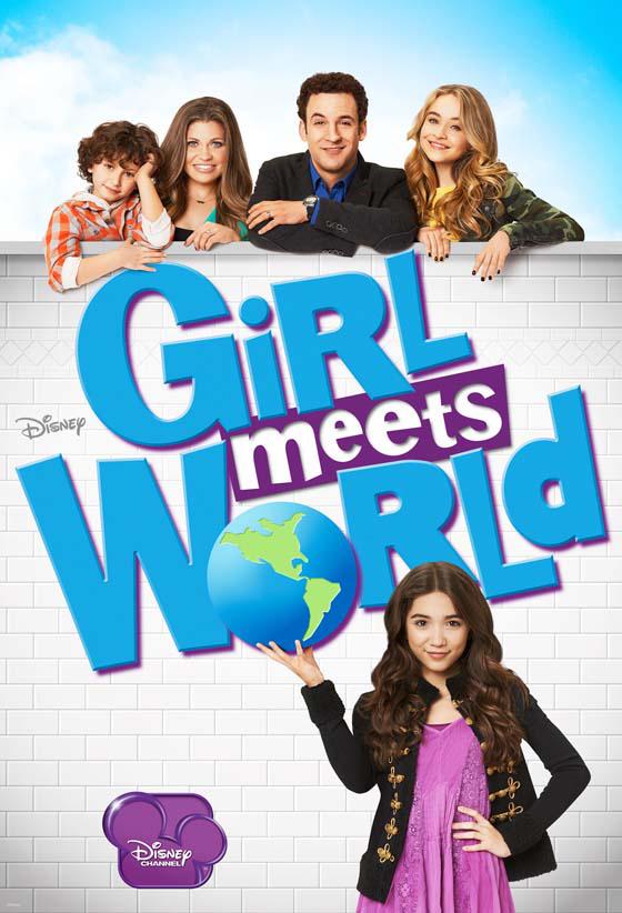 Girl Meets World - poster