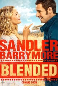 Blended - poster