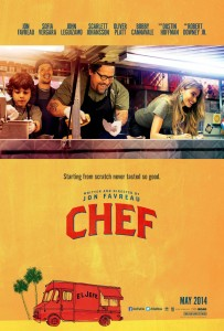 Chef - poster