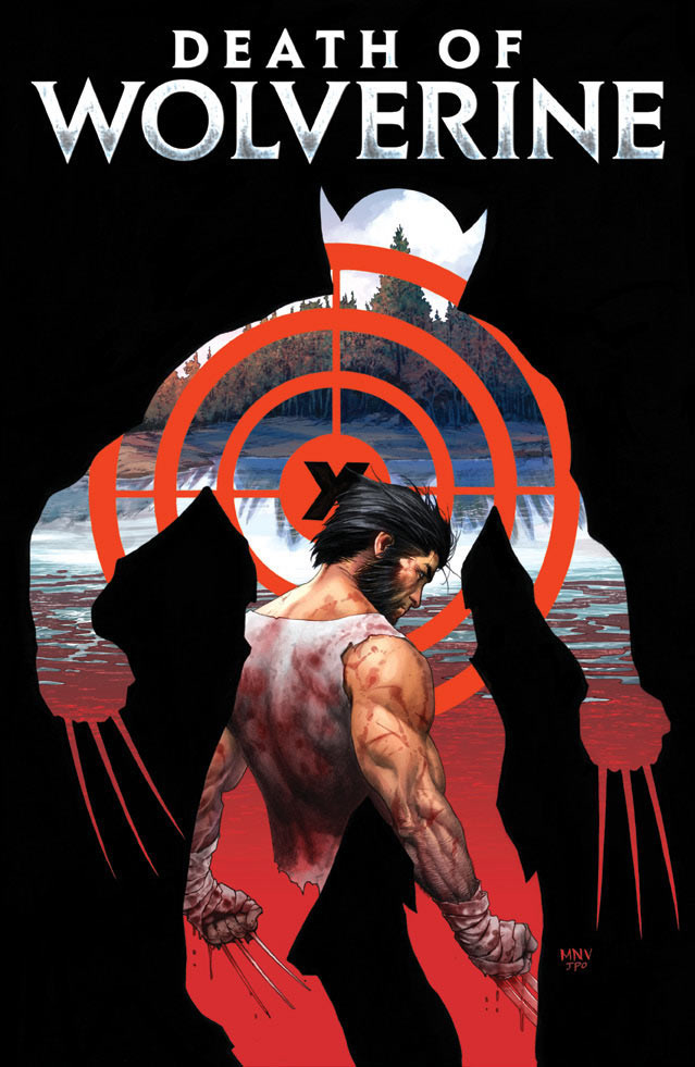 Death of Wolverine - cover