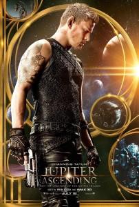 Jupiter Ascending - Channing Tatum - poster
