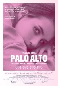 Palo Alto - poster