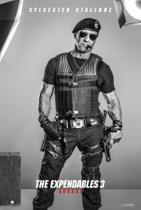 The Expendables 3 - Stallone poster