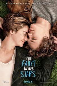 The Fault In Our Stars - poster