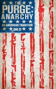 The Purge Anarchy - poster