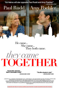 They Came Together - poster