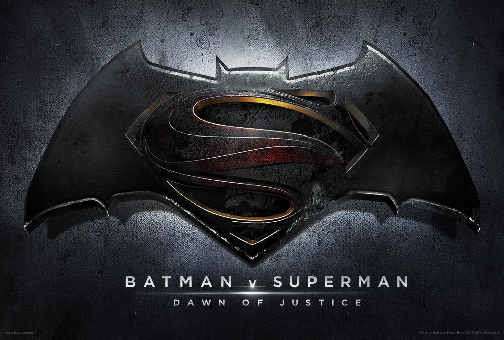 Batman v Superman: Dawn of Justice - logo